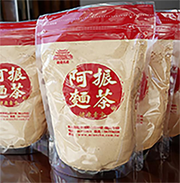 杏仁片麵茶-夾鍊袋 2